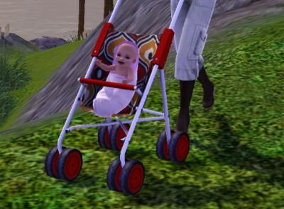 初めての赤ちゃん!