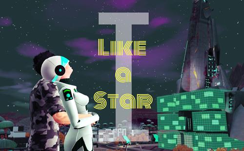 Like a Star -1-
