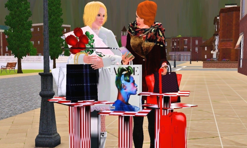[Sims3]Pose Playerで遊ぼう!