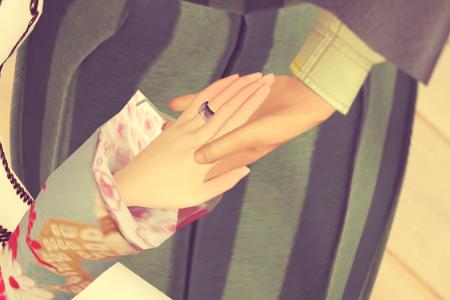"""[DL]TS4 Poses """"Lovebird"""""""