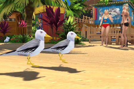 Sims4の再構築とめっちゃプレイ①