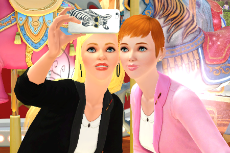 [DL]Mini PosePack 4to3 GTW Selfie